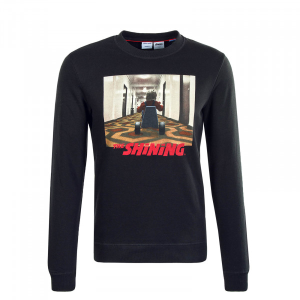 Herren Sweatshirt The Shining Black