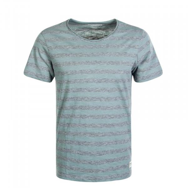 Herren T-Shirt Milo Crew Neck Green Milieu