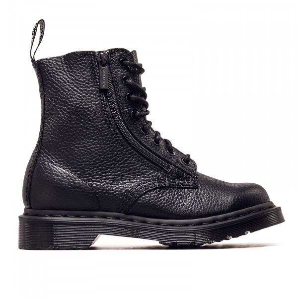 Damen Boots - 1460 Pascal W/Zip - Black
