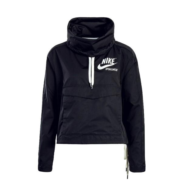 Nike Wmn Breaker NSW PO Black White