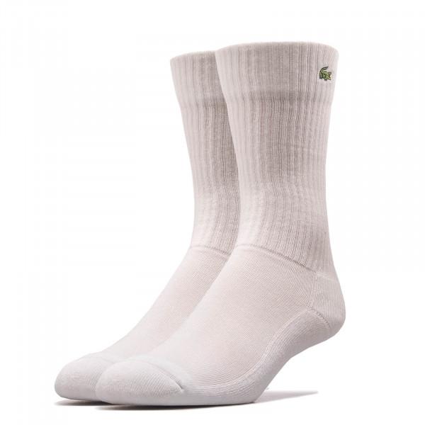 Lacoste Socks RA 3594 White