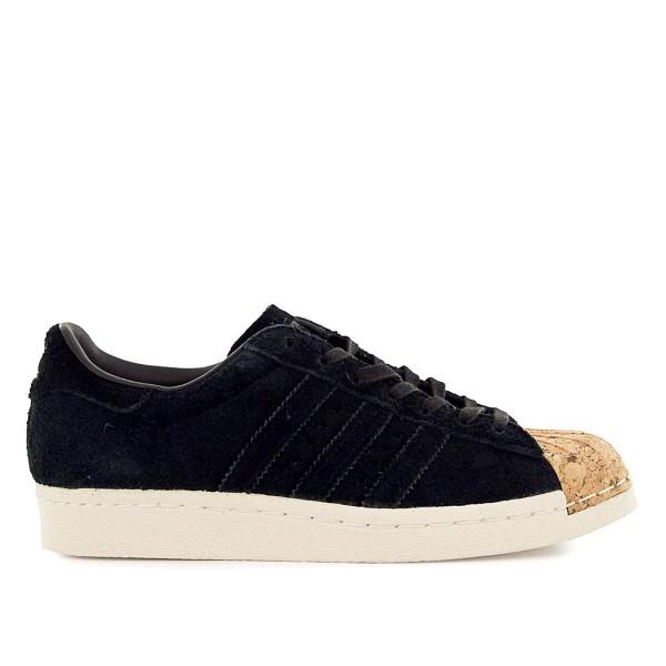 Adidas Wmn Superstar 80s Cork Black Wht