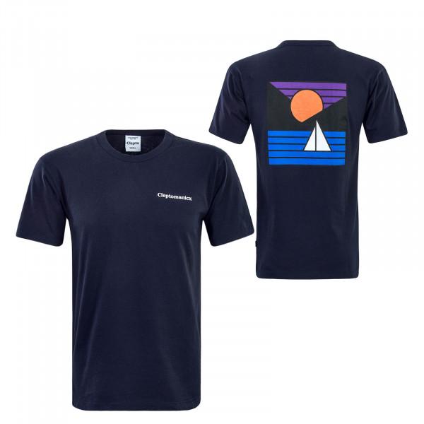 Herren T-Shirt Voyage Dark Navy