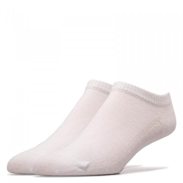 2er-Pack Socken Pairs Low Cut 168SF White