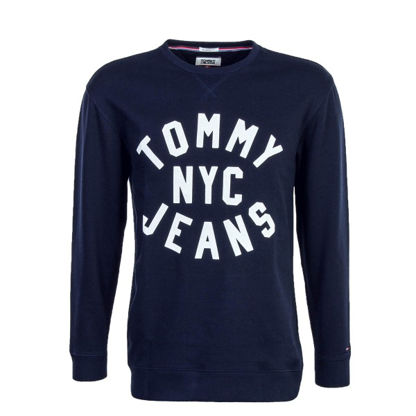 Tommy Sweat Essential Navy White