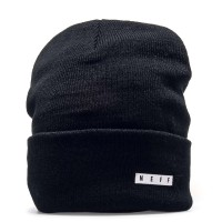 Neff Beanie Lawrence Black