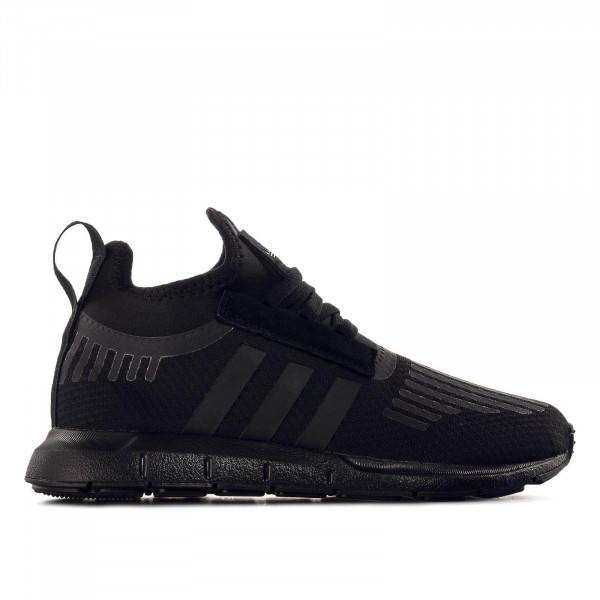 Adidas Swift Run Barrier Black Black