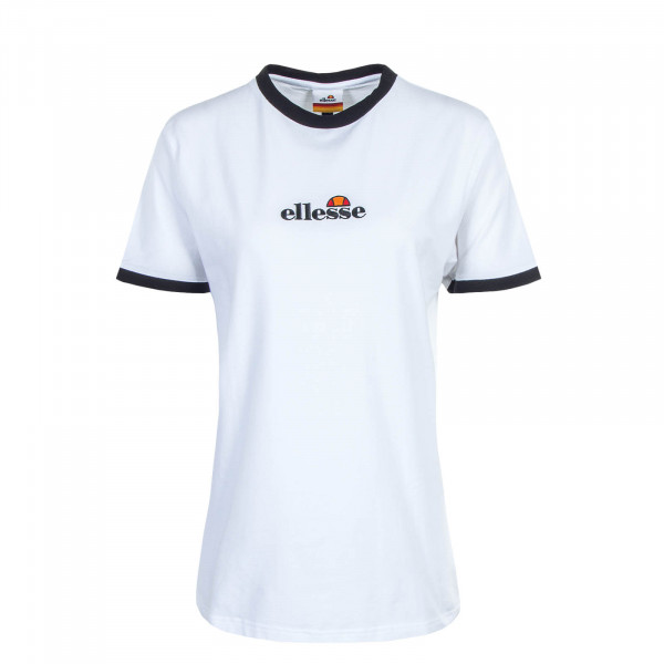 Damen T-Shirt Serafina White Black