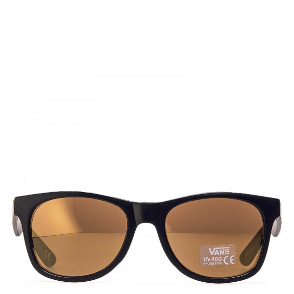 Vans Shades Spicoli 4 Matte Black Yellow