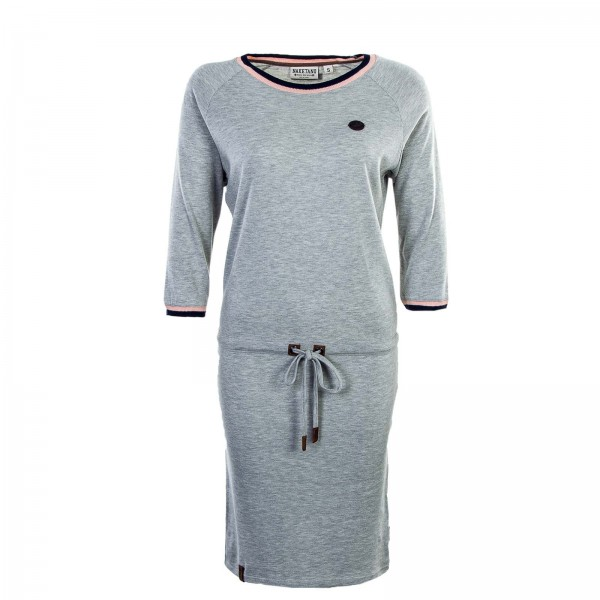 Naketano Wmn Dress Stifters Mom Grey