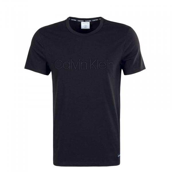 Herren T-Shirt - Crew Neck 2126 - Black