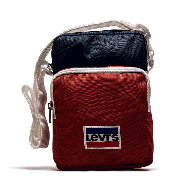 Levis Bag  Small Cross Body Navy Red