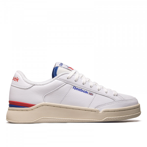 Unisex Sneaker - Ad Court - White / Royal / Red