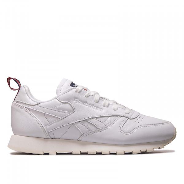 Unisex Sneaker CL LTHR White Chalk