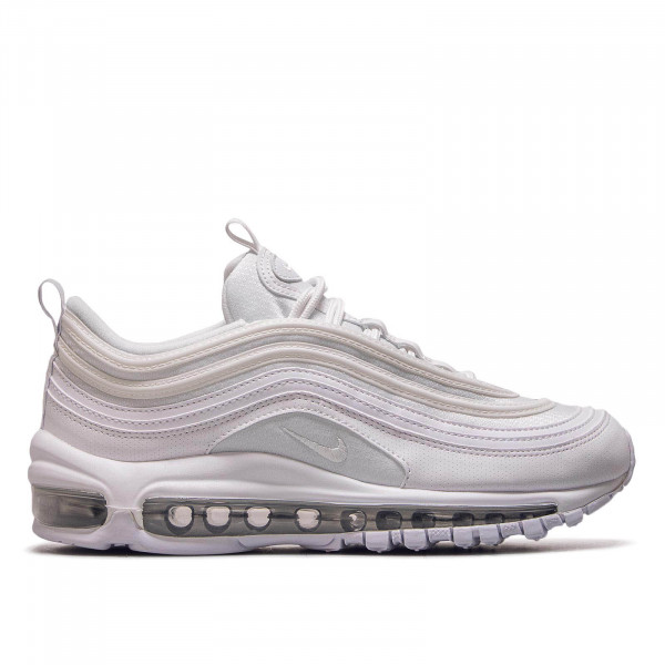Damen Sneaker Air Max 97 GS White Metallic Silver