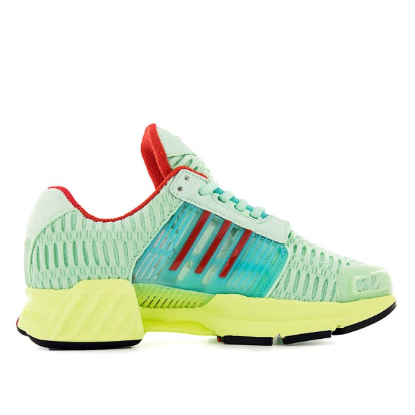 Adidas Climacool 1 FroGreen Yellow Red