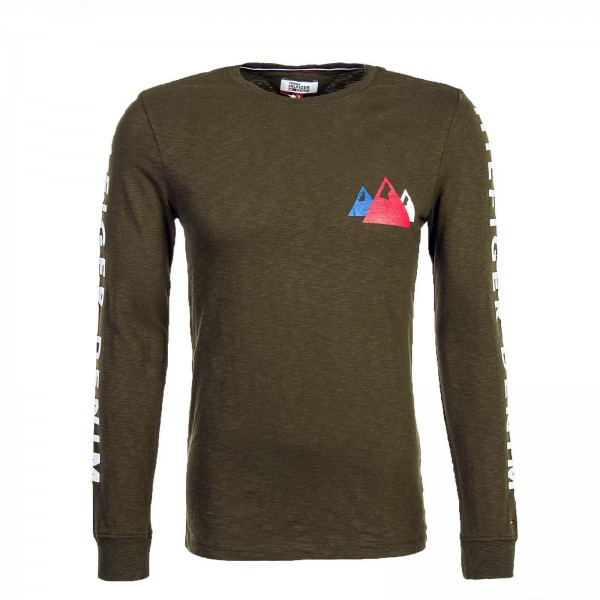 Tommy LS 3073 Olive