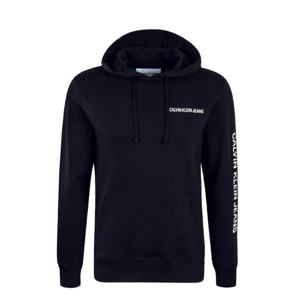 CK Hoody Institutional Black White