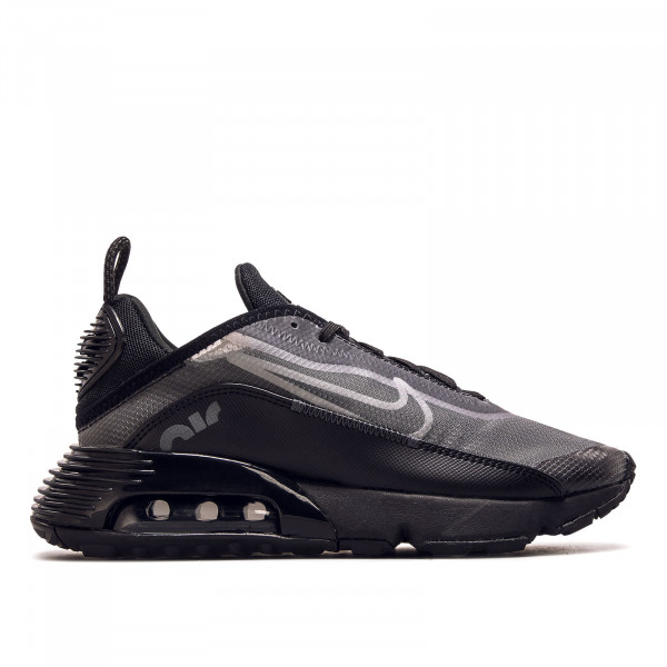 Herren Sneaker Air Max 2090 Black White Wolf Grey