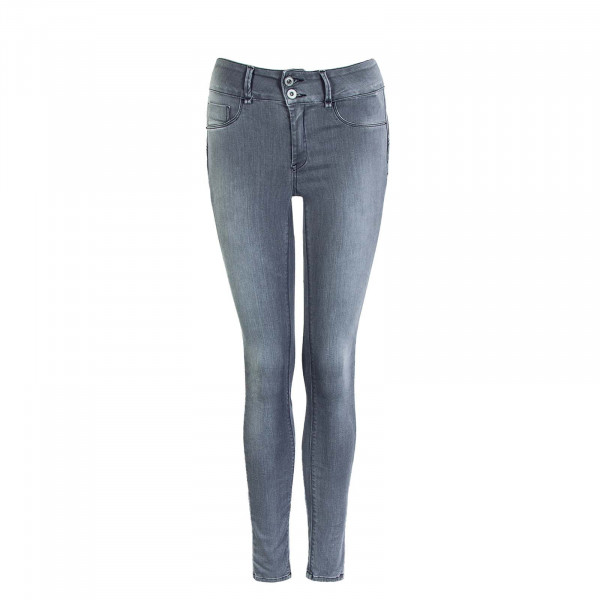 Damen Hose - Double Up 22 - Grey