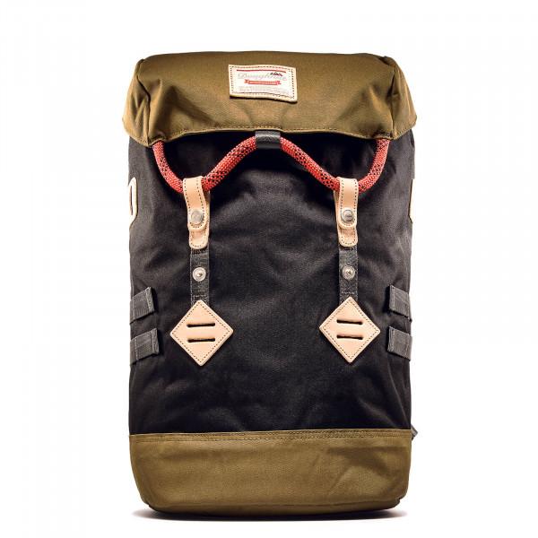 Backpack Colorado Black Khaki