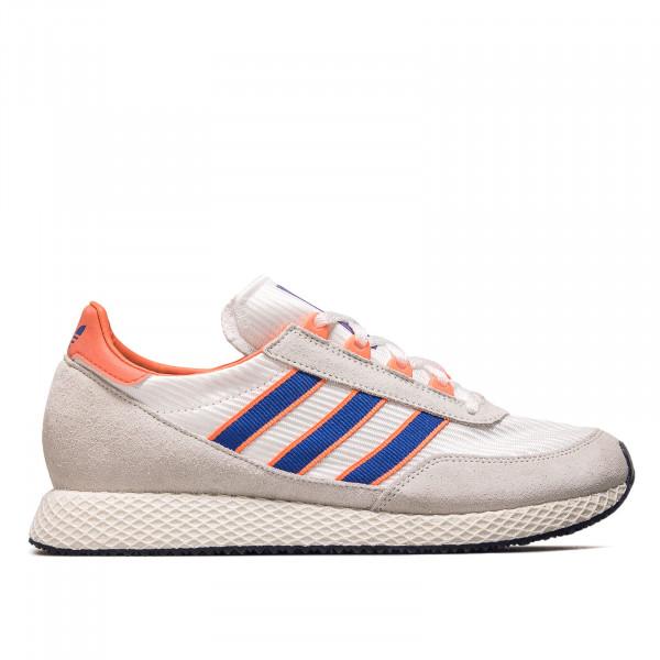 Herren Sneaker - Glenbuck - White / Royal / Orange