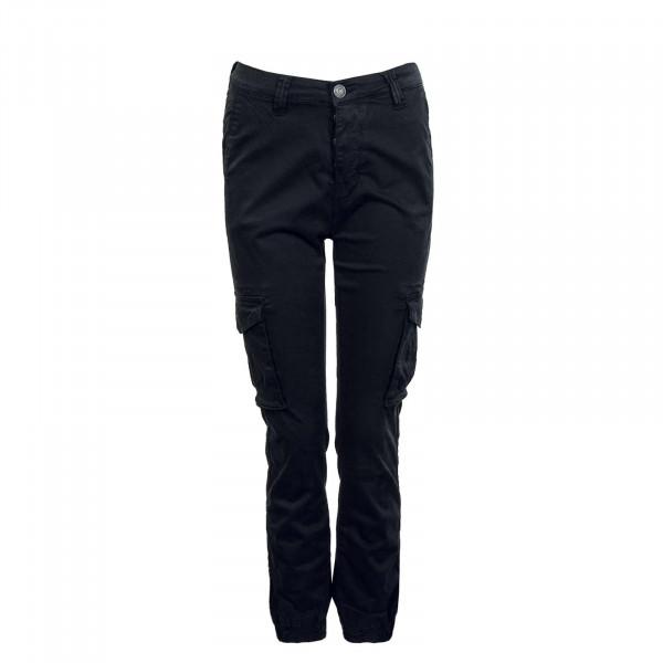 Damen Cargohose - Field Pant - Black