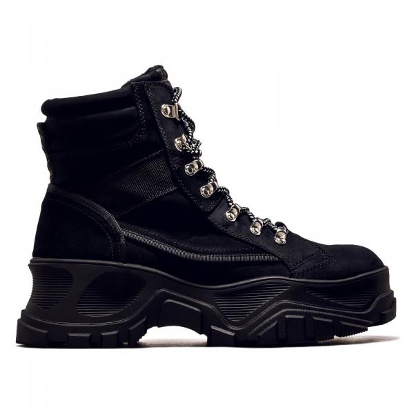 Damen Sneaker Fendo Nubuk Black
