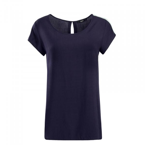 Damen T-Shirt Casa Navy White