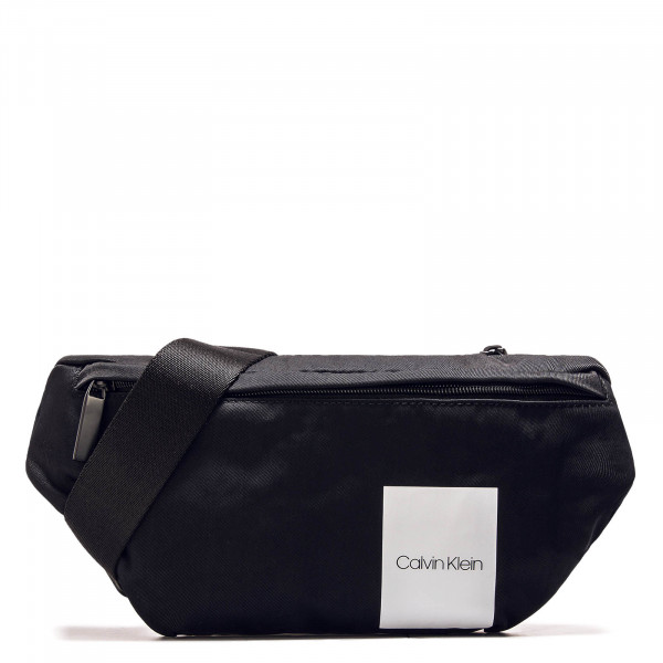 CK Hip Bag Item Story Black White