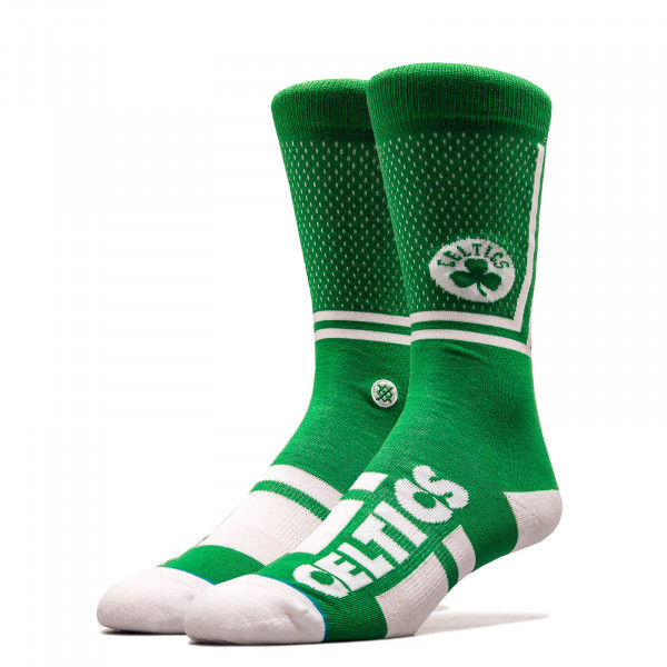 Unisex Socken NBA Celtics Green White