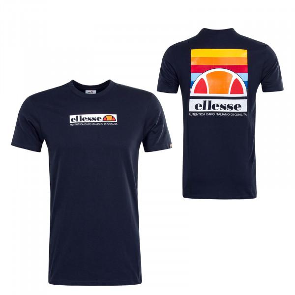Herren T-Shirt Offredi Navy