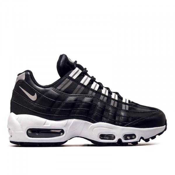 Nike Wmn Air Max 95 Black Silver