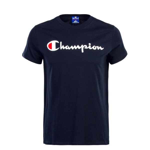 Champion TS 211268 Navy White