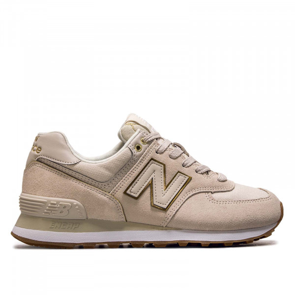 Damen Sneaker WL574 SOA Beige Gold