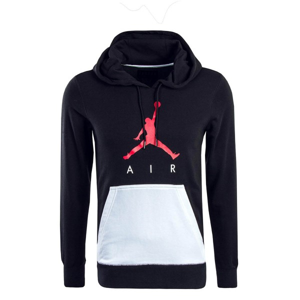 Nike Jordan Hoody Jumpman Black Red