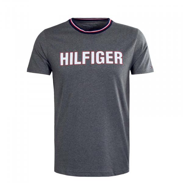 Herren T-Shirt - CN 2010 Zinc Vigore Recover -Grey
