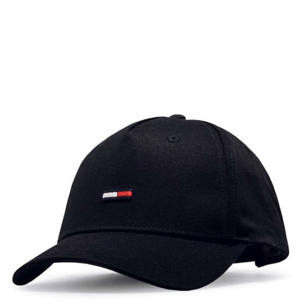 Tommy Cap TJU Flag Black