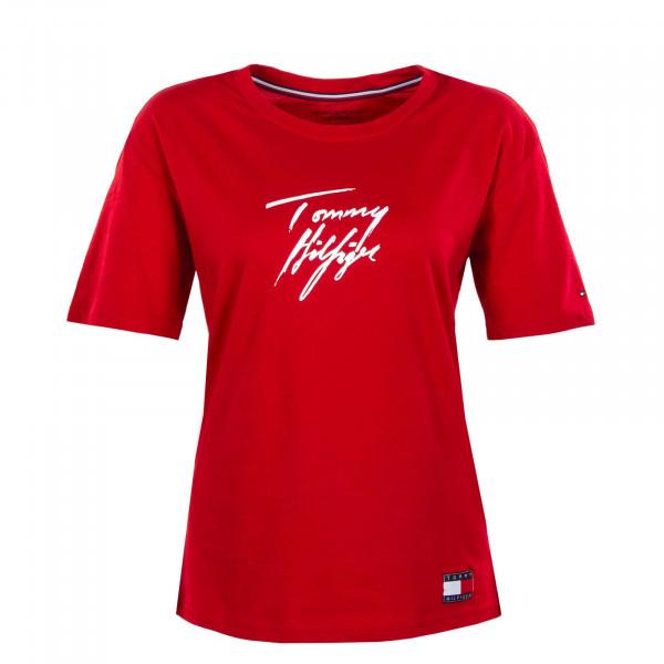 Damen T-Shirt - Logo 2262 Primary - Red