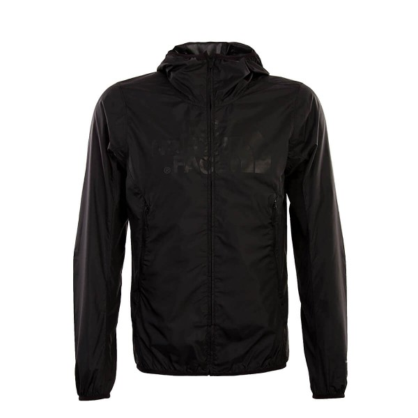 The Northface Jkt Wind Black