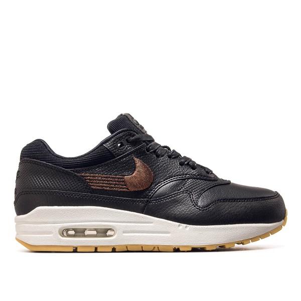 Nike Wmn Air Max 1 PRM Black Gym Yellow