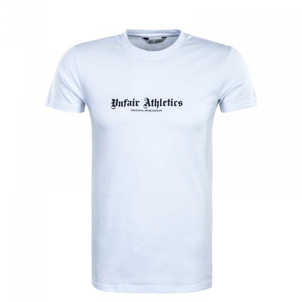 Herren T-Shirt - OG Sportswear - White