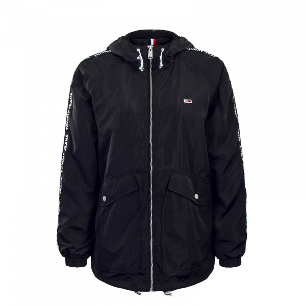 Tommy Wmn Jkt Essential Black White
