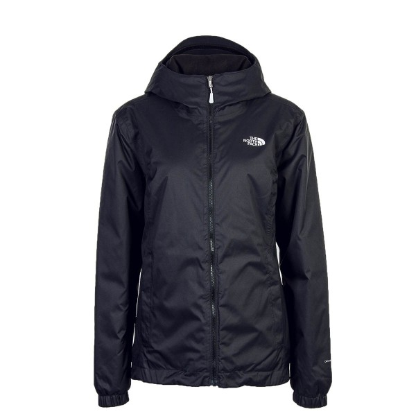 Northface Wmn Jkt Quest Black