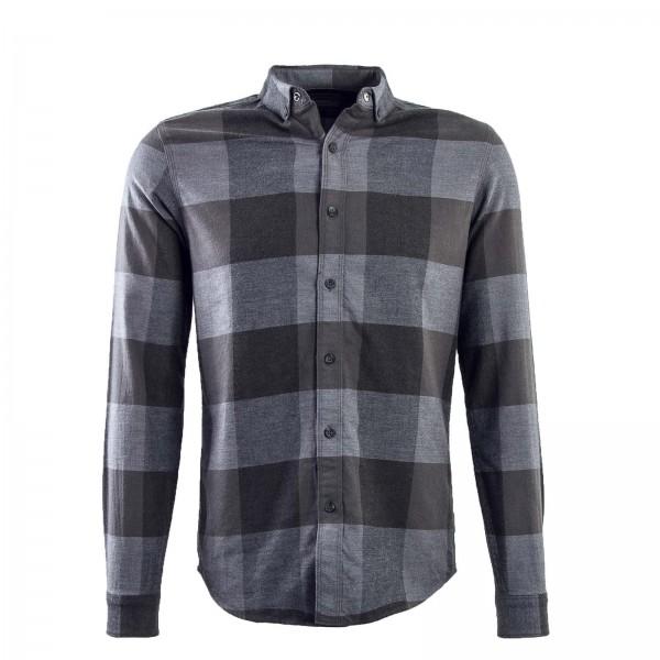 CK Hemd Wilcken Flannel Check Antra