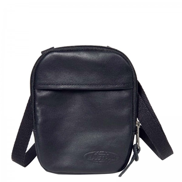 Eastpak Bag Mini Buddy Leather Black In