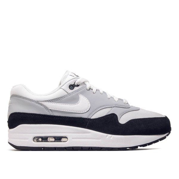 Nike Air Max 1 White Grey Black