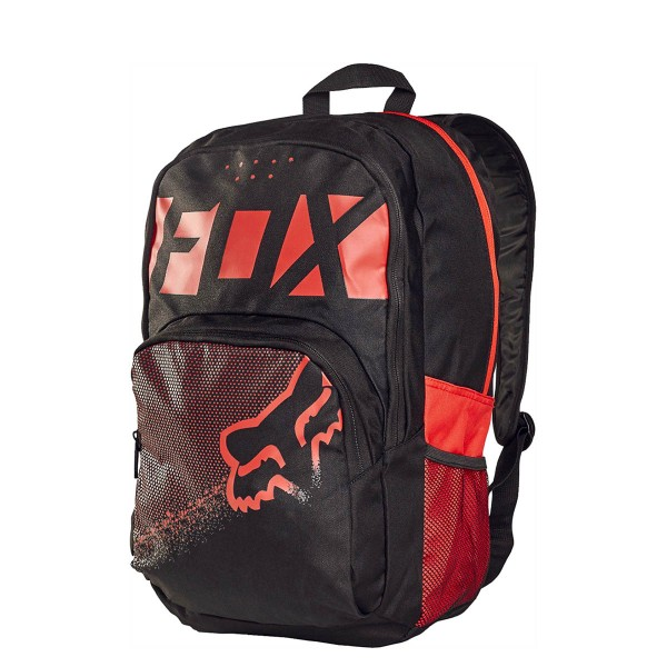 Fox Backpack Ride Libra Black Red