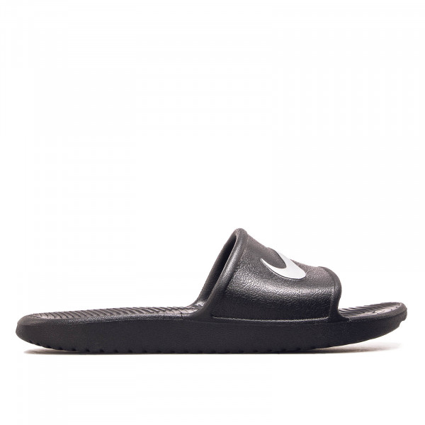 Nike Slide Kawa Shower Black White