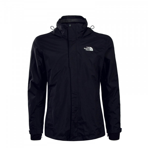 Northface Jkt Evolution 2 Tricl Black